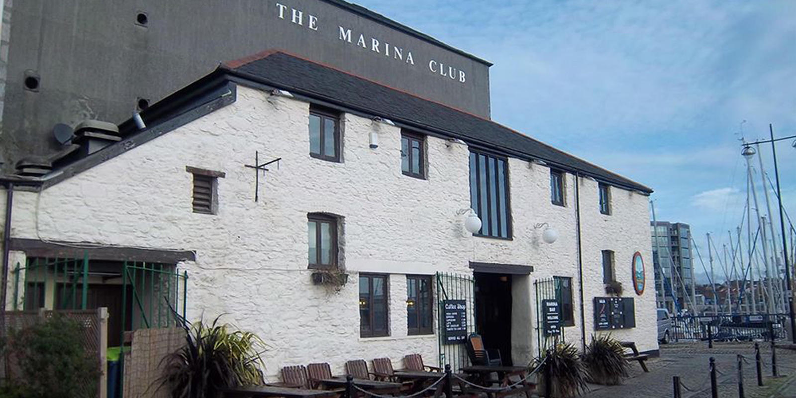 The Marina Bar